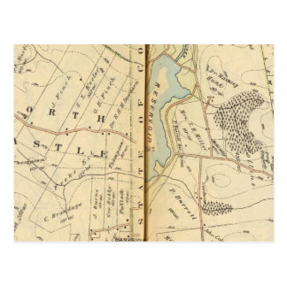 Carte Postale Bedford, New York 5