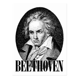 Carte Postale Beethoven