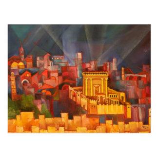 Carte Postale Beit Hamikdash