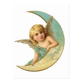 Carte Postale Bel ange d'ange