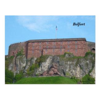 Carte Postale Belfort -