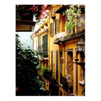 Carte Postale Bellagio