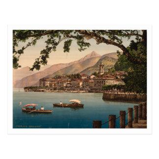 Carte Postale Bellagio I, lac Como, Lombardie, Italie