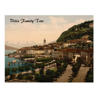 Carte Postale Bellagio II, lac Como, Lombardie, Italie