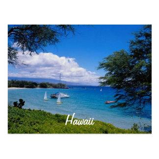 Carte Postale Belle Hawaï
