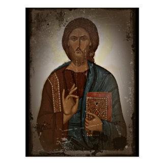 Carte Postale Bénédiction de Jésus