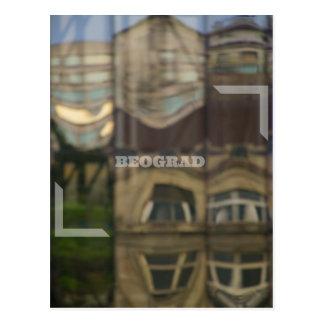 Carte Postale Beograd