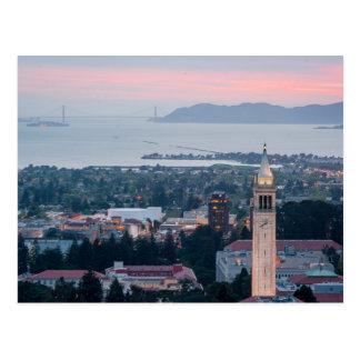 Carte Postale Berkeley, la Californie