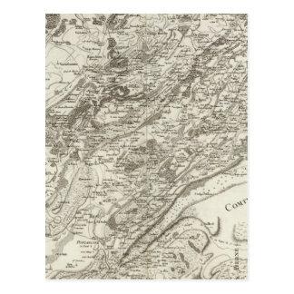 Carte Postale Besançon