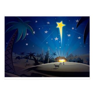 Carte Postale Bethlehem