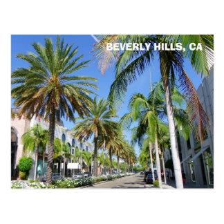 Carte Postale Beverly Hills, Dr. Postcard de rodéo !