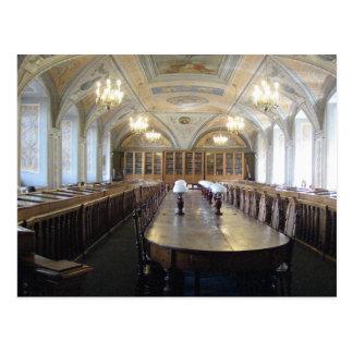 Carte Postale Bibliothèque universitaire de Vilnius - LITHUANIE