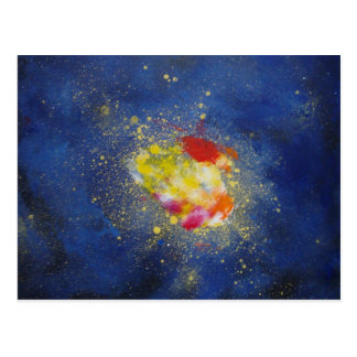 Carte Postale Big Bang