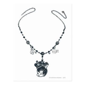 Carte Postale Bijoux royaux de PEBBLES™