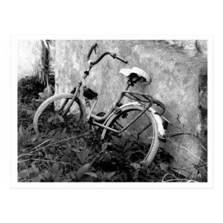 Carte Postale bike