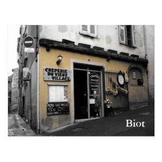 Carte Postale Biot