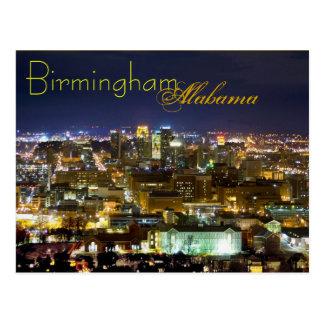 Carte Postale Birmingham, Alabama, Etats-Unis
