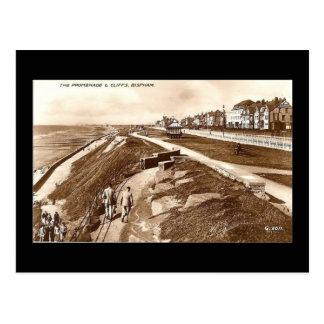 Carte Postale Blackpool, Bispham