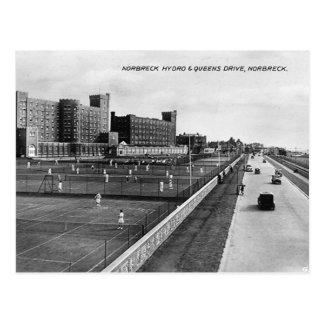 Carte Postale Blackpool, énergie hydraulique de Norbreck
