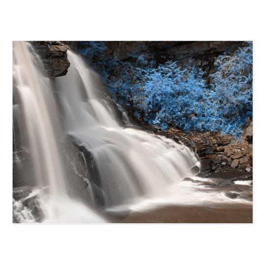 Carte Postale Blackwater Falls State Park West Virginia USA