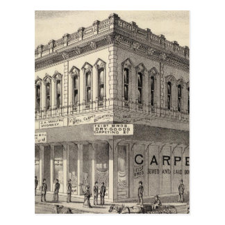 Carte Postale Bloc de Knox, San Jose