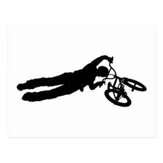 Carte Postale BMX Rider_2