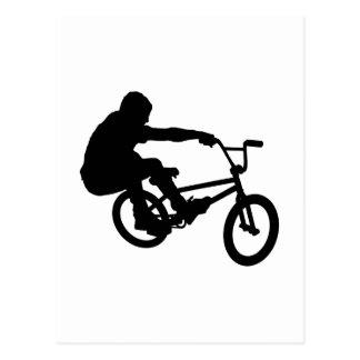 Carte Postale BMX Rider_3