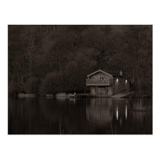 Carte Postale Boathouse