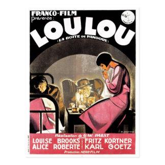 Carte Postale Boite de Pandore - ruisseaux de Lulu