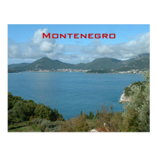 Carte Postale Boka Kotorska