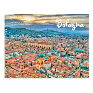 Carte Postale Bologna, Italie (ii)