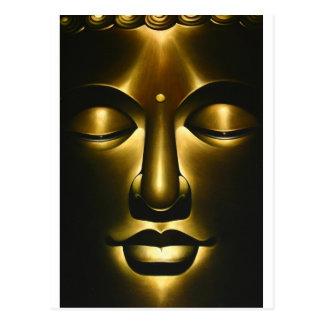 Carte Postale Bonheur de Bouddha