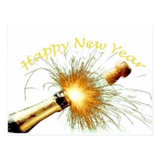 Carte Postale Bonne année