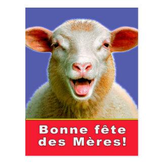 Carte Postale Bonne fête des Mères!