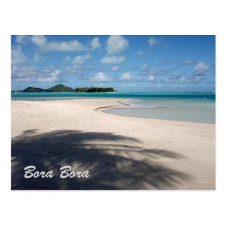 Carte Postale Bora Bora