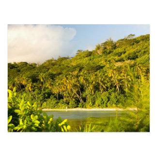 Carte Postale Bora Bora, îles de société, Polynésie française