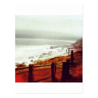 Carte Postale Bord de la mer