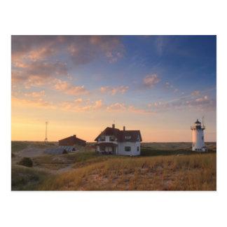 Carte Postale Bord de la mer de ressortissant de Cape Cod de