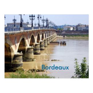Carte Postale Bordeaux, France