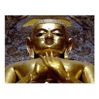 Carte Postale Bouddha 2