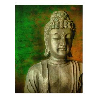 Carte Postale Bouddha dans la méditation