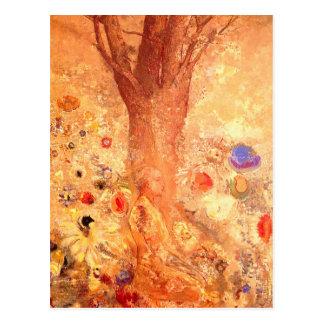 Carte postale : Bouddha dans sa jeunesse par Odilo
