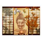 Carte Postale Bouddha inspiration