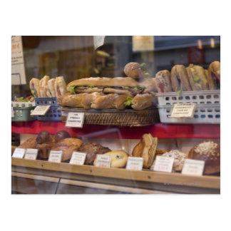 Carte Postale Boulangerie à Paris