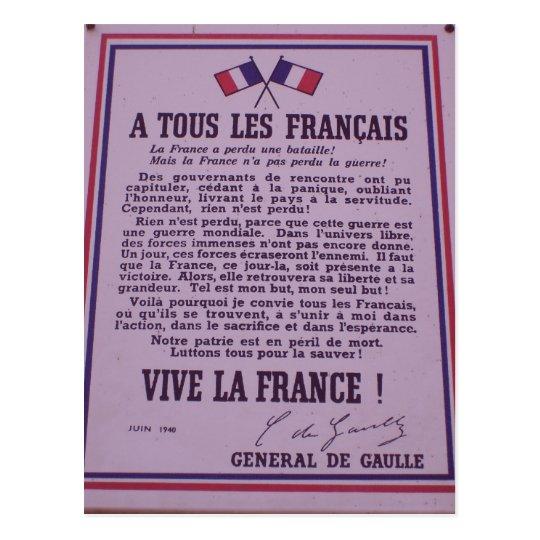 Carte Postale Brant�me -