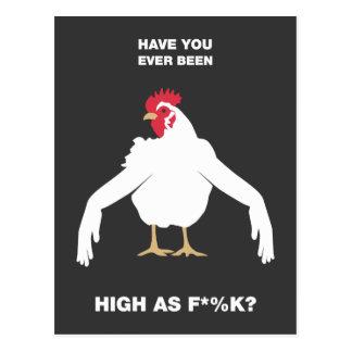 Carte Postale Bras de poulet