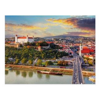 Carte Postale Bratislava, Slovaquie