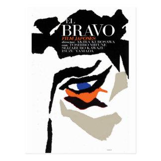 Carte Postale Bravo d'EL
