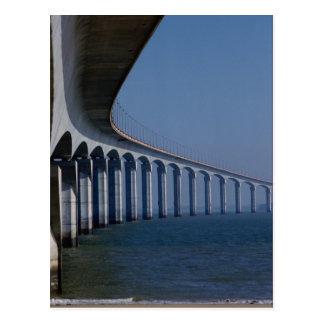 Carte Postale Bridge Ile de Re, France
