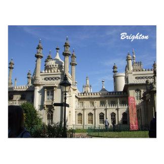 Carte Postale Brighton